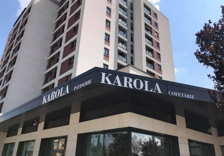 Cofetaria Karola Arad