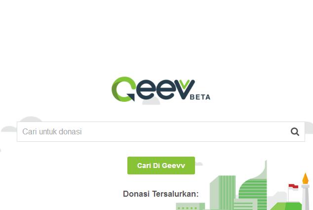Geevv.com : Mesin Pencari Keren Buatan Anak Bangsa! (Punya Misi Sosial Lagi!)