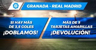 Paston promo Granada vs Real Madrid 13-5-2021