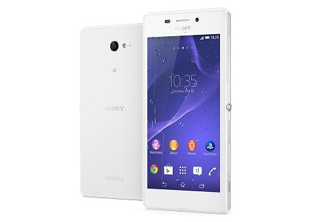 Sony Xperia M2 Aqua: Specs, Price and Availability