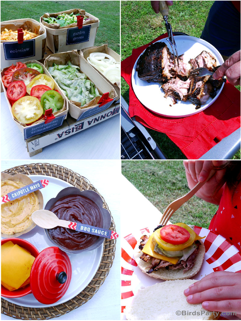 BBQ Party and Food Ideas  #ShareaCokeContest