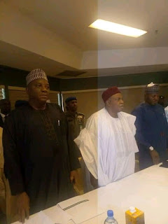 Top Leaders From Taraba State Converged On Abuja On Tuesday To Discuss The Way Forward In The Realisation Of The Mambilla Hydropower Dam | Jeremy Spell Blog