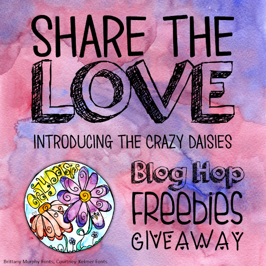 Share the Love with the CrazyDaisies