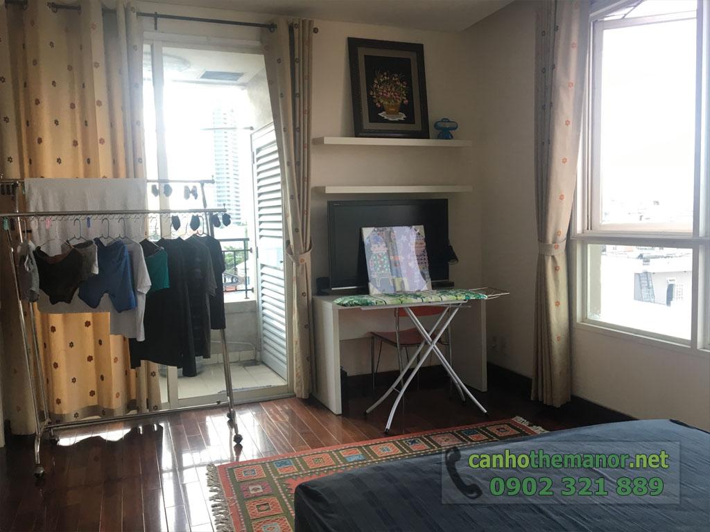 Bán căn hộ có sổ hồng The Manor 124m2 có sẵn nội thất mua về là ở - hình 6