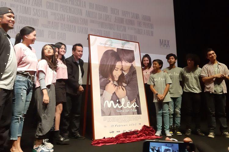 Daftar Lengkap Lirik Lagu Soundtrack Film Milea, Suara dari Dilan