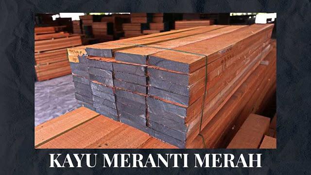 kayu ringan kayu meranti