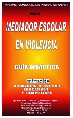 imagen curso violencia escolar