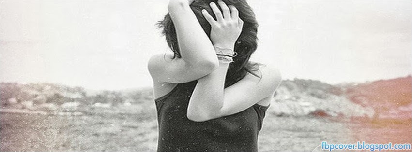 Alone, cute, girl, sadness, loneliness, facebook, cover ...