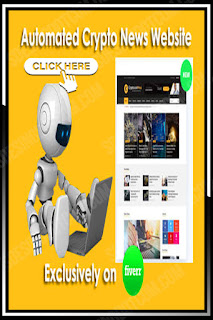 Creating an auto-posting/automated cryptocurrency news site - AdSense -  Amazon Affiliate Clickbank