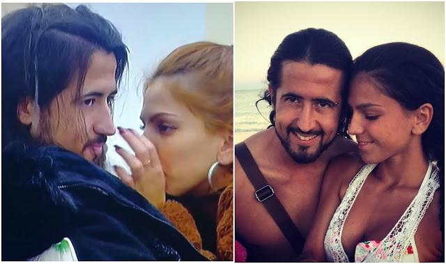 """Gaby e César contam como fazem """"o amor"""" na casa (video)"""