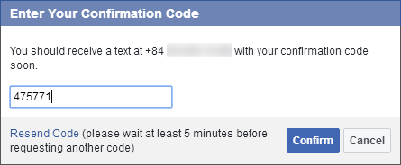 Hướng dẫn cài đặt bảo mật 2 lớp cho  tài khoản Facebook cá nhân của bạn