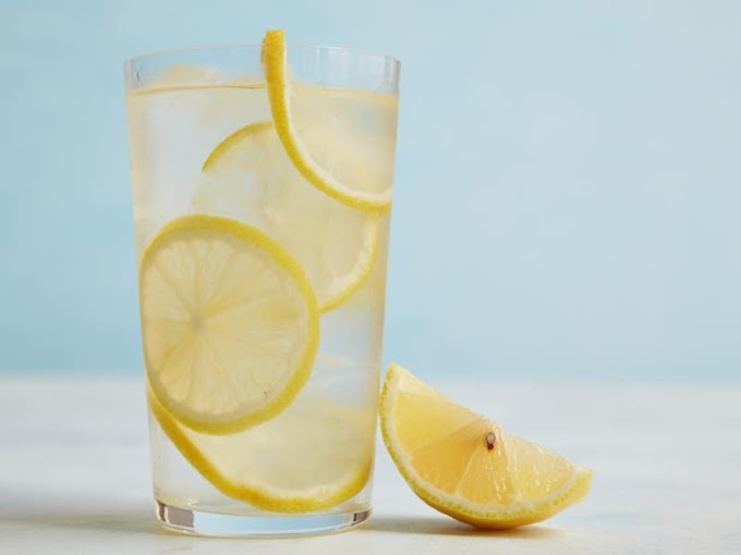 7 Health Benefits of Lemon Water