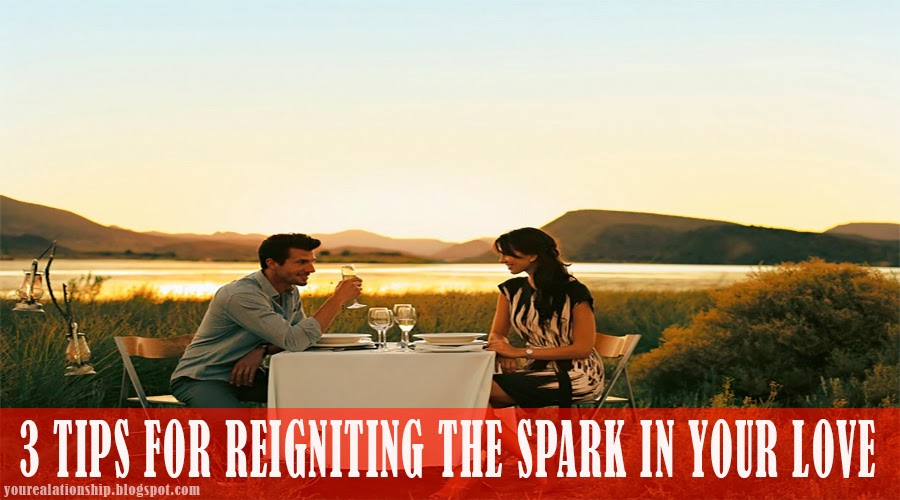 spark your relationship again