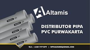 Distributor Jual Pipa PVC di Purwakarta