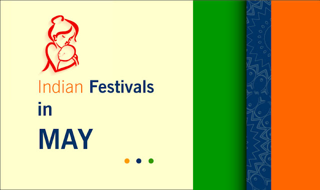 Indian Festivals in May 2021| May Festivals of India List
