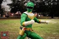 Power Rangers Lightning Collection Zeo Green Ranger 21