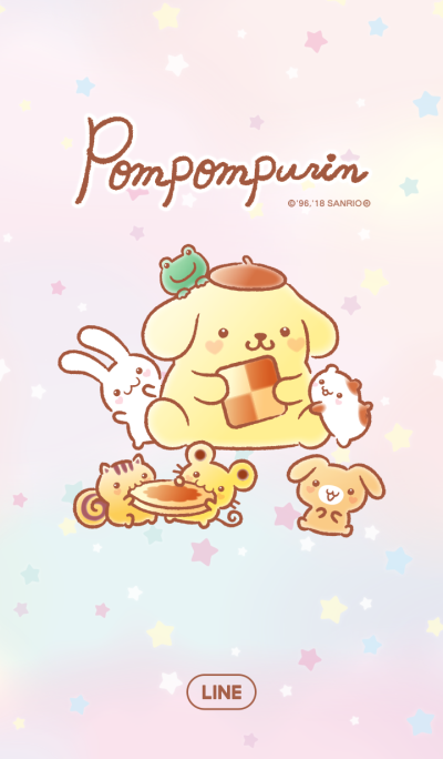 Pompompurin SUPER SWEET