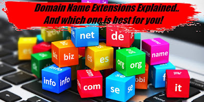 Domain Name Extensions Meanings