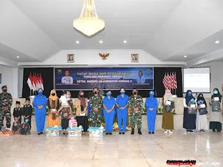 Pangkoarmada II Prajurit Lantamal VI Makassar Memantapkan Kualitas Pengabdian Kepada Bangsa Dan Negara