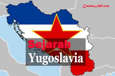 sejarah bubarnya yugoslavia