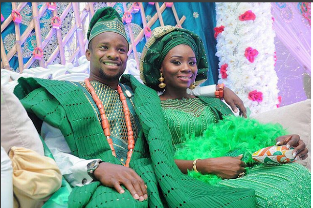 """Have Got The Best Wife In The World, I Don't Know About You""- Brags Ogenyi Onazi"