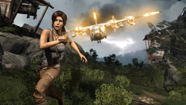 Tomb Raider está gratuito no Steam