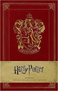 Harry Potter Gryffindor Hardcover Ruled Journal (Insights Journals) PDF