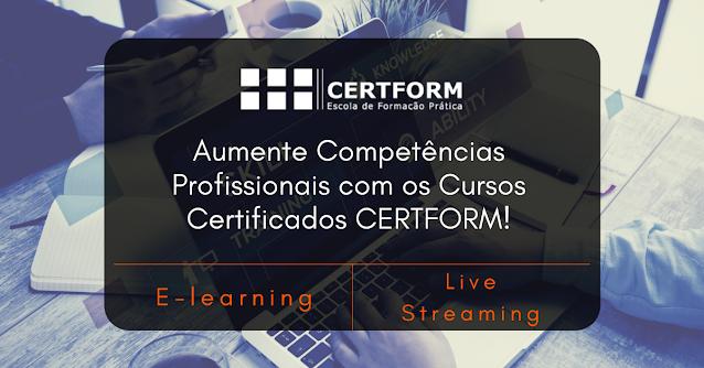 Cursos Certificados Certform