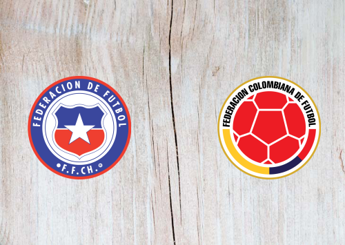 Chile vs Colombia -Highlights 14 October 2020