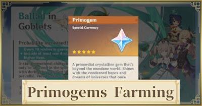 cara mendapatkan primogems