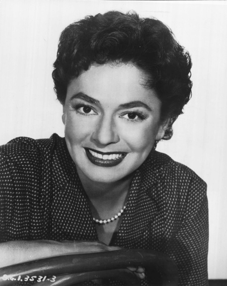 Ruth Roman Of Many Movies She Was In Strangers On A: It's The Pictures That Got Small ...: THE SUNDAY GLAMOUR 15