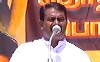 Seeman Speech 08-05-2016 Madathukulam