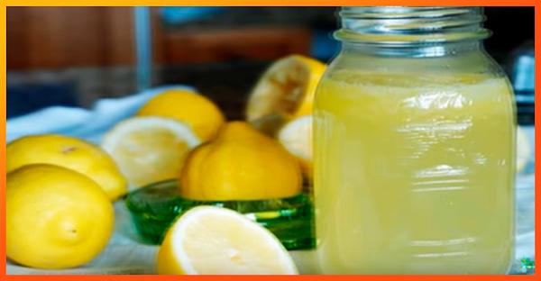 El Agua Con Limón En Las Mañanas Para Quemar Calorías