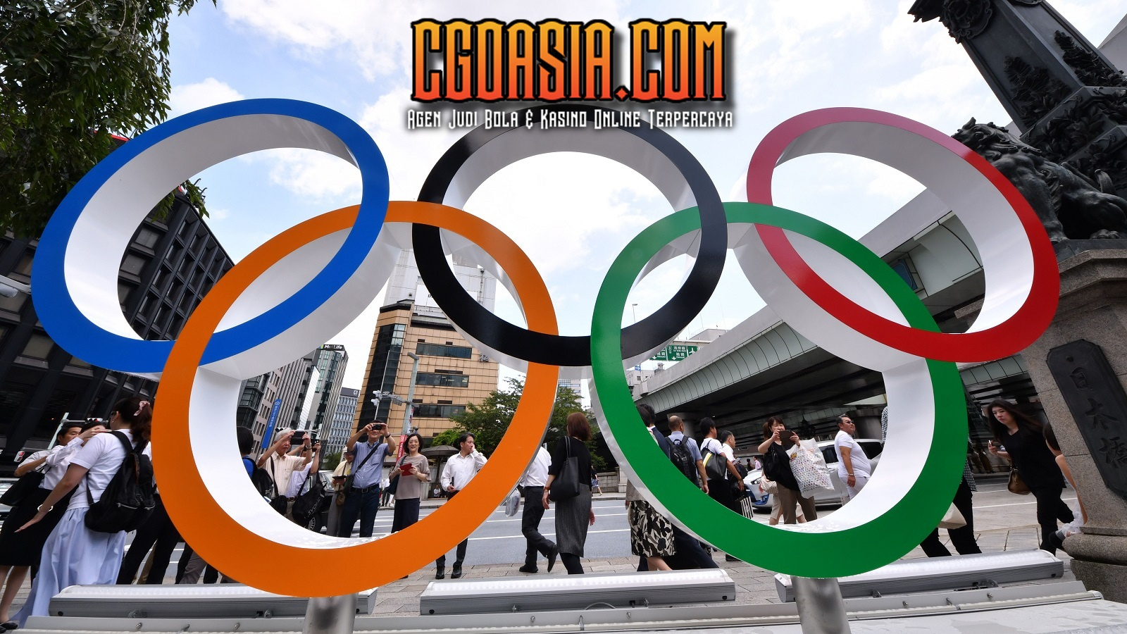 Dunia Dalam Bola: Olimpiade 2020 resmi ditunda akibat ...