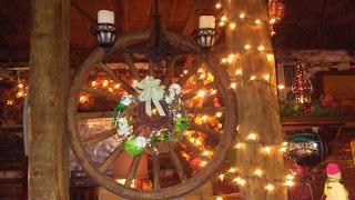wagon wheel Saint Patrick's Day