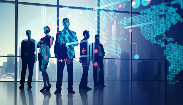 toekomst, meetings, 5G, internet, verbinding