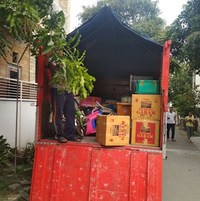 Sewa Truk Pindahan Jakarta Surabaya Malang