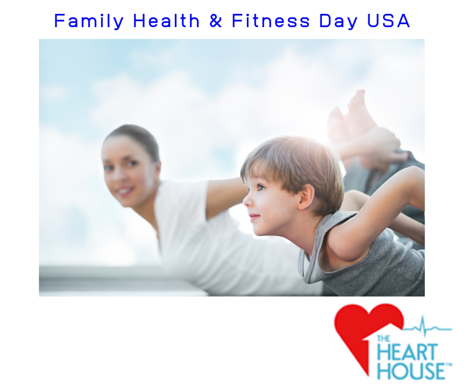 Family Health & Fitness Day USA Wishes Images download