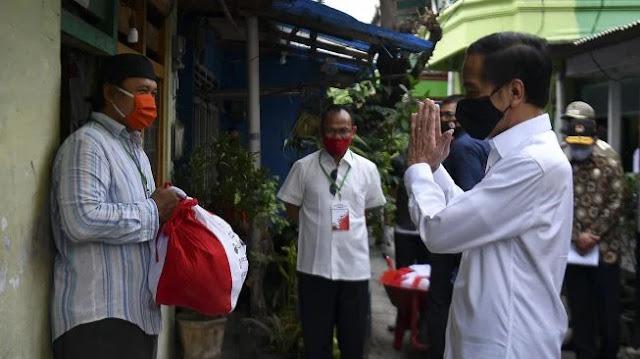 Dikejar Target, Jokowi Pernah Minta Salurkan Bantuan Tanpa Verifikasi