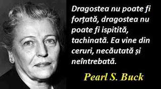 Maxima zilei: 26 iunie - Pearl S. Buck