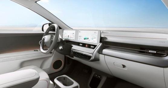Interior Hyundai Ioniq 5
