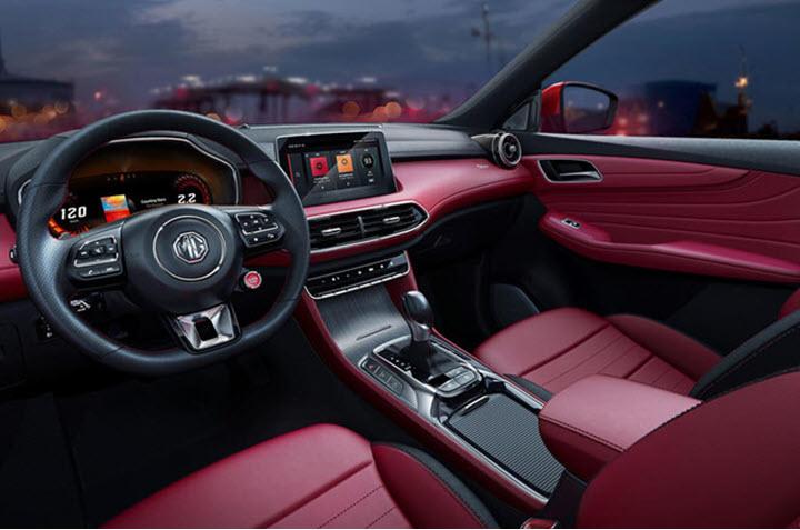 MG HS sắp về Việt Nam 'đấu' Mazda CX-5 có gì hấp dẫn?