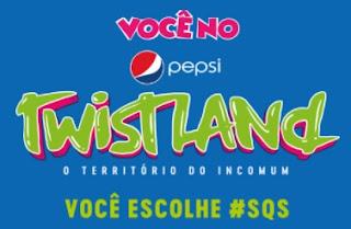 Cadastrar Promoção Pepsi 2018 Você no Twist Land Viagem Ingresso VIP