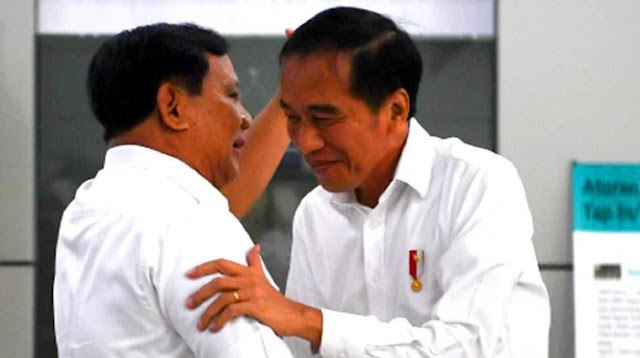 Twit Prabowo Jelang Pelantikan Jokowi-M'aruf, Apa Isinya?