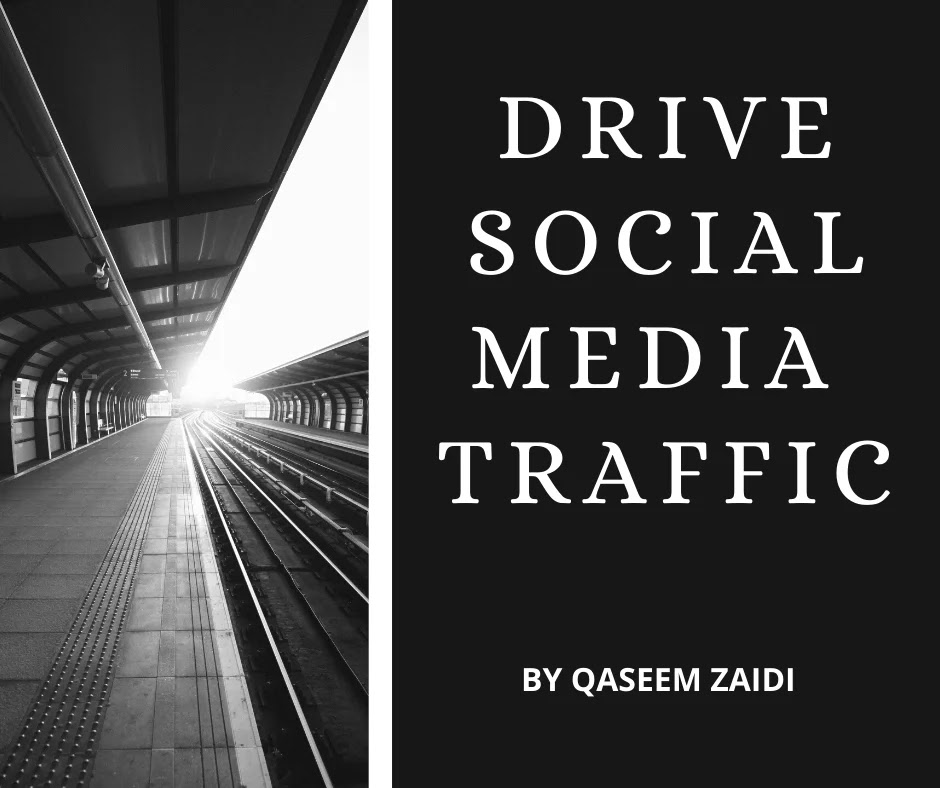 Drive Social Media Traffic
