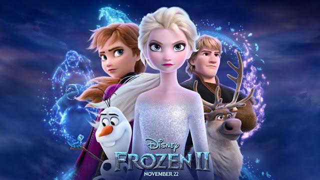 Nữ Hoàng Băng Giá 2 - Frozen II (2019) Big
