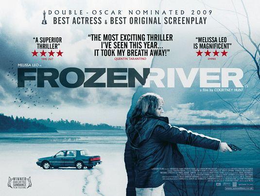 Frozen River- Donmuş Nehir
