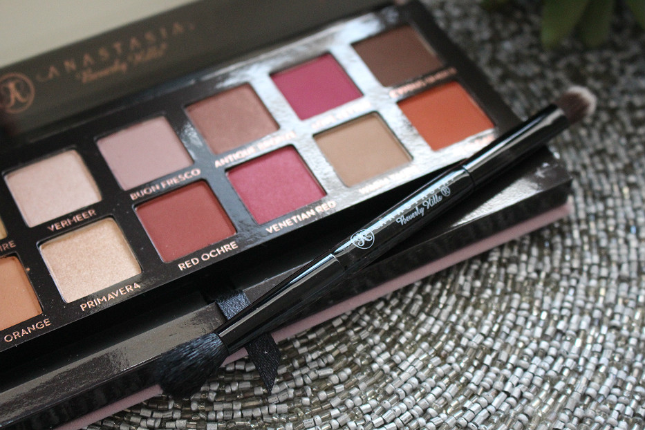 Anastasia Modern Renaissance Eyeshadow Palette, Review, Swatches