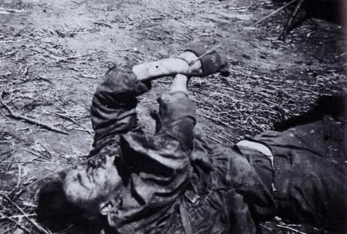 Waffen ss soldiers tortured killed