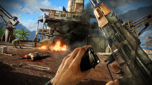 تحميل لعبة far cry 3 للكمبيوتر